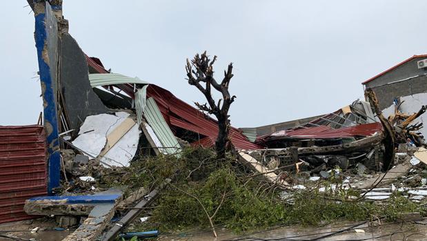 El paso de Idai ha dejado al menos 162 muertos