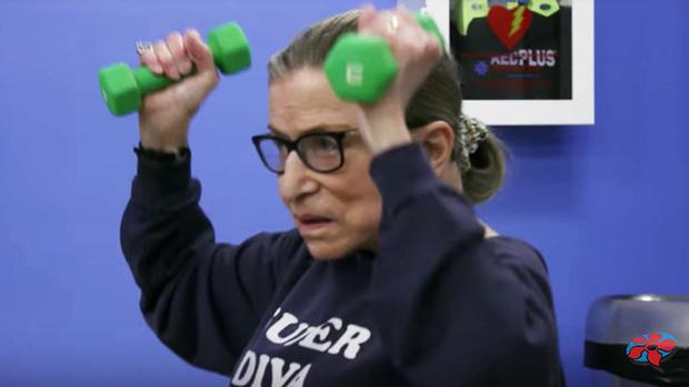 ejercicios para personas mayores de 90 años