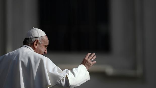 El Papa Francisco, este miércoles