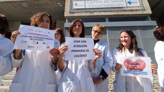 Profesionales de la atención primaria de Castilla y León