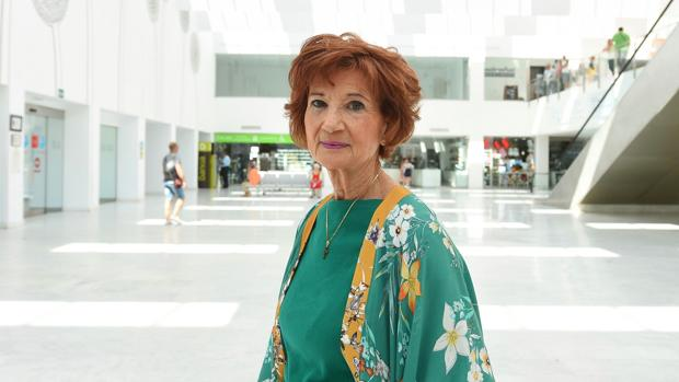 Carmen Villanueva, receptora de dos órganos donados