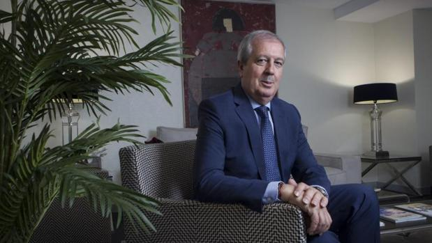 Luis Mayero, consejero de Asisa Lavinia