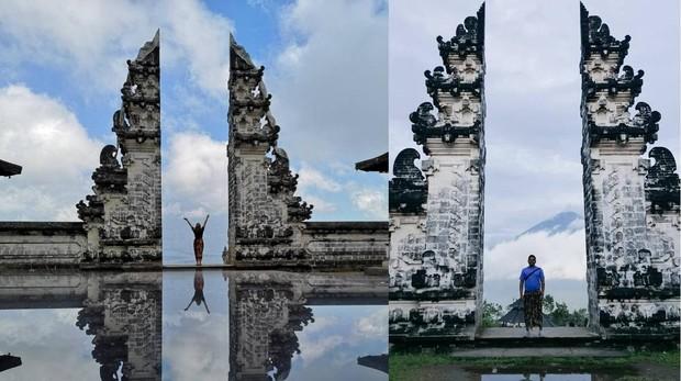 Diferencia entre las fotos que los «influencers» suben a las redes y la realidad