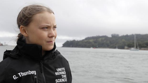 Greta Thunberg, en una imagen reciente