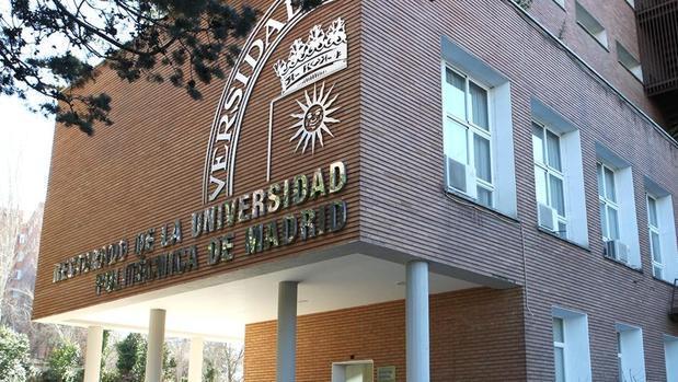 Rectorado de la Universidad Politécnica de Madrid