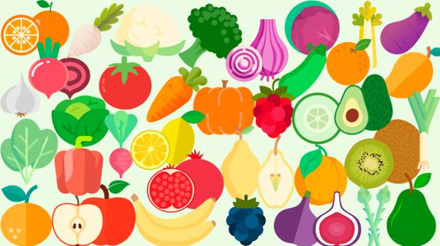 cuales son las frutas de cada estacion del año