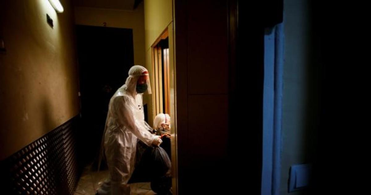 La OMS cifra en 55.000 los fallecimientos en residencias de ancianos en  Europa