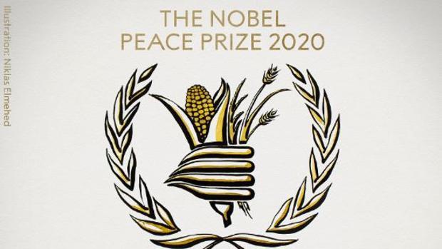 El Programa Mundial de Alimentos de Naciones Unidas, Premio Nobel de la Paz  2020
