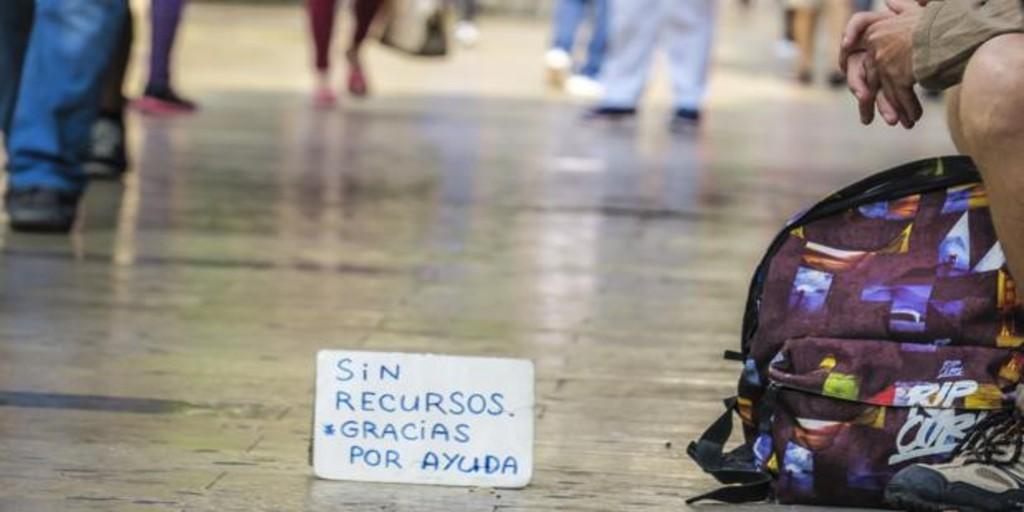 La pobreza severa en España aumentará 800.000 personas por la Covid-19, según Oxfam Intermón