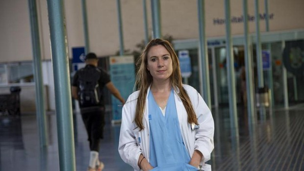Judit Villar: «No puede ser que Cataluña sea el punto negro de Europa. Las cosas no se han hecho bien»