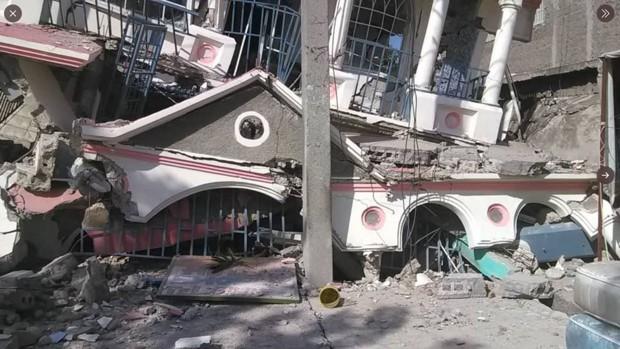 Al menos 29 muertos tras un terremoto de magnitud 7,2 al oeste de Haití