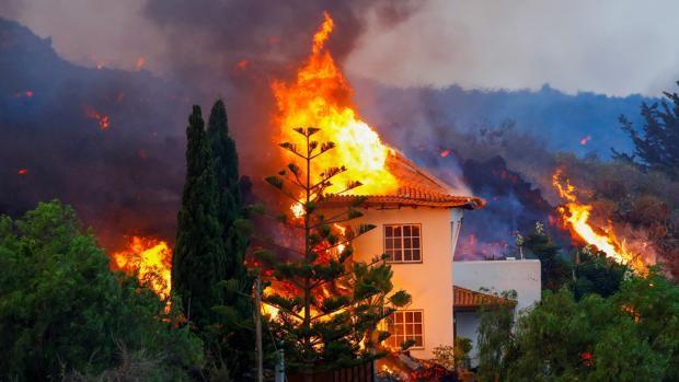 «Las casas destruidas son muy numerosas»