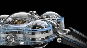 Horlogical Machine Nº 6 Alien Nation