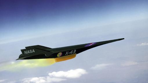 Nasa X-43