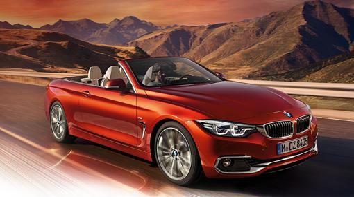 BMW Serie 4 Cabrío