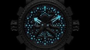 ¿Por qué llevarás un reloj negro?