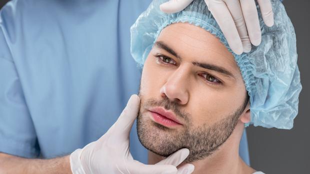 La medicina estética también es cosa de hombres