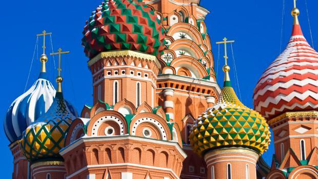 El Kremlin, uno de los edificios más emblemáticos de Rusia