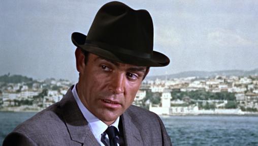 Sean Connery convertido en James Bond