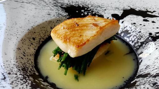 Una de las recetas del cookbook de Small Luxury Hotels