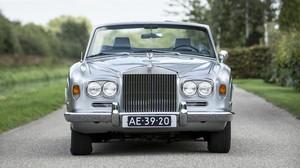 El exclusivo Rolls Royce de Muhammad Ali
