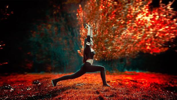 El deporte al aire libe es más eficaz para el cuerpo y la mente
