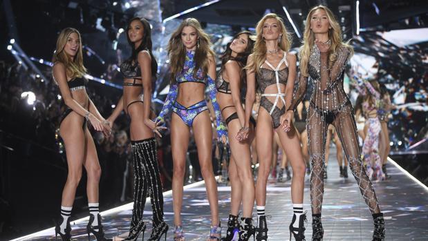 fotos oficiales 000bc 4532f Las astronómicas cifras del desfile de Victoria's Secret 2018