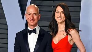 Jeff Bezos: las cifras de uno de los divorcios más caro de la historia