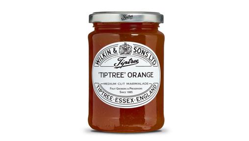 Tiptree Orange, la mermelada de naranja de Wilkin&Sons