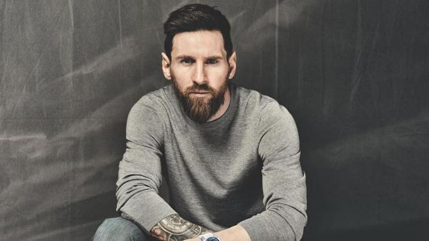 Lionel Messi, a la cabeza entre los millonarios