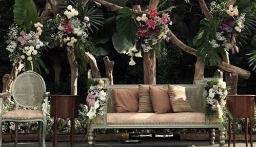 La terraza debe concebirse como una estancia de paz