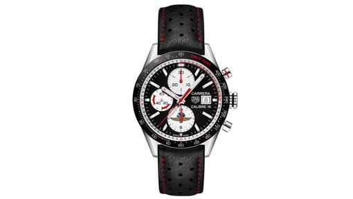 Reloj Indy 500 Special Edition con correa de piel