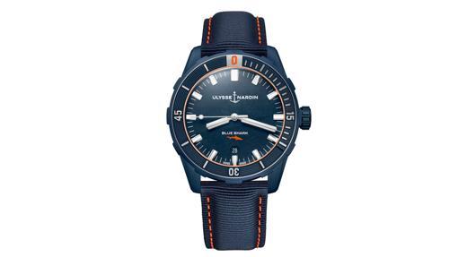 Reloj Diver Blue Shark Limited Edition