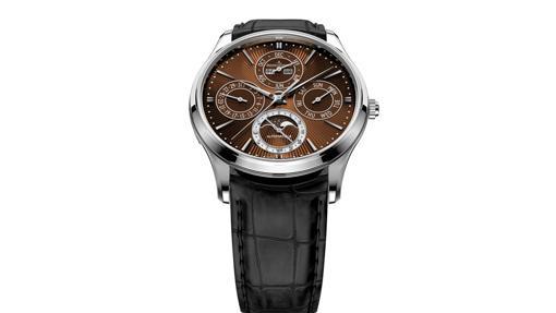 El reloj Master Ultra Thin Perpetual Enamel de Jaeger-Lecoultre