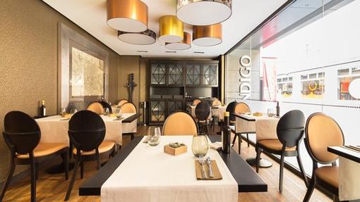 Restaurante El Gato Canalla en el Hotel Índigo