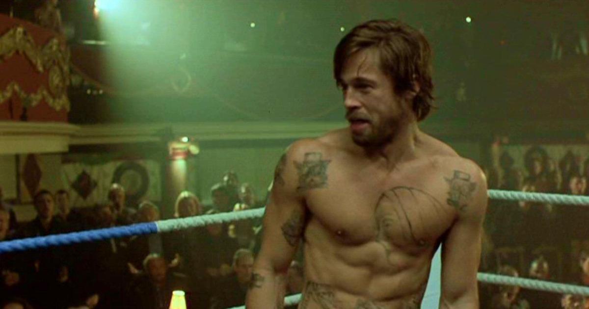 Los entrenamientos que consiguieron transformar a Brad Pitt en un verdadero luchador