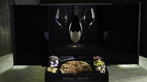 Contrast Pack by Dom Pérignon and Albert Adrià