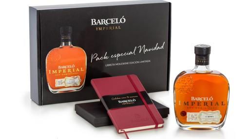 The special Barceló Imperial Christmas pack