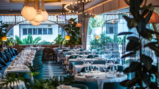 Don Lay is one of the restaurants present in the Maybein App