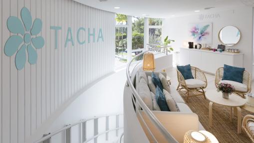 El centro Tacha Beauty en Marbella.