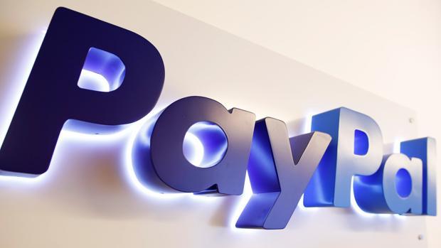 Logotipo de Paypal