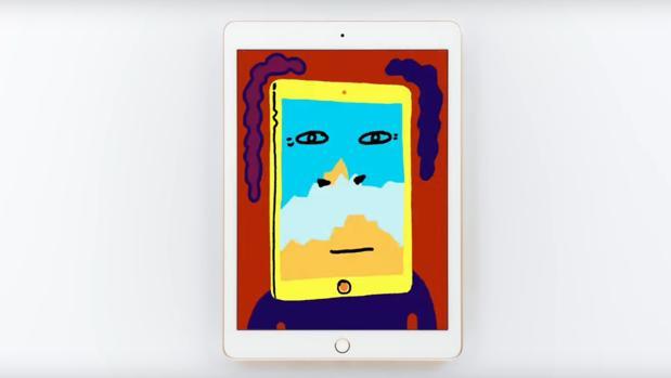 El nuevo iPad de Apple