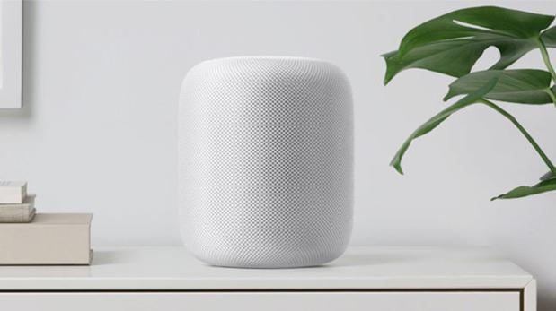 Detalle del HomePod de Apple que llega este viernes