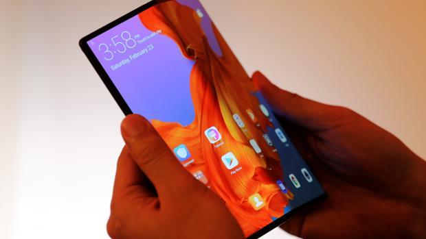 Presentación del Huawei Mate X