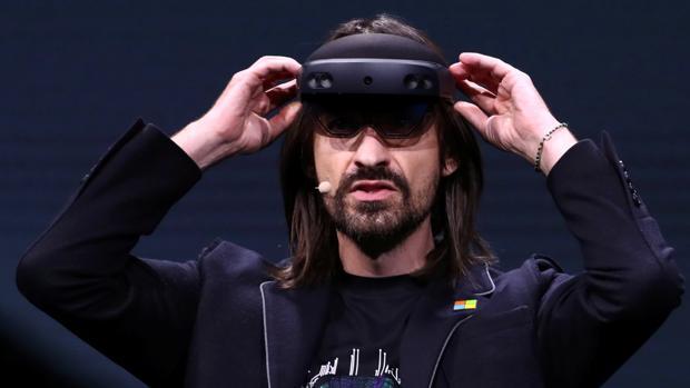 Alex Kipman responsable de HoloLens 2