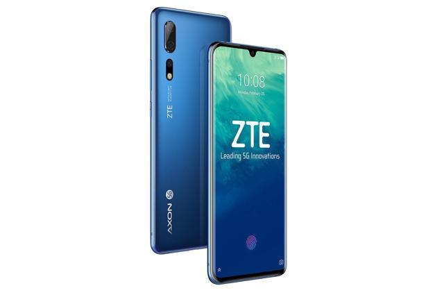Detalle del ZTE Axon 10 Pro 5G