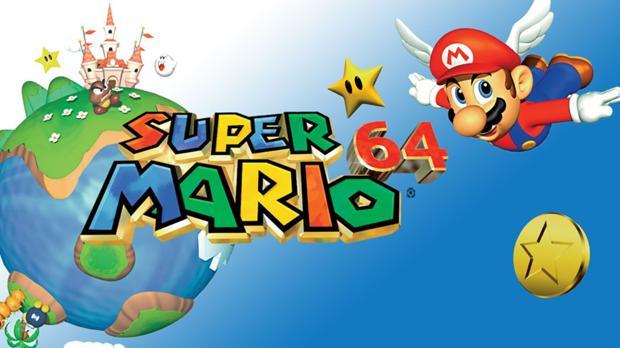 «Súper Mario 64»
