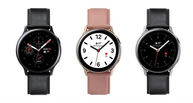 Así es el Galaxy Active2, el nuevo gran «smartwatch» de Samsung centrado en la salud