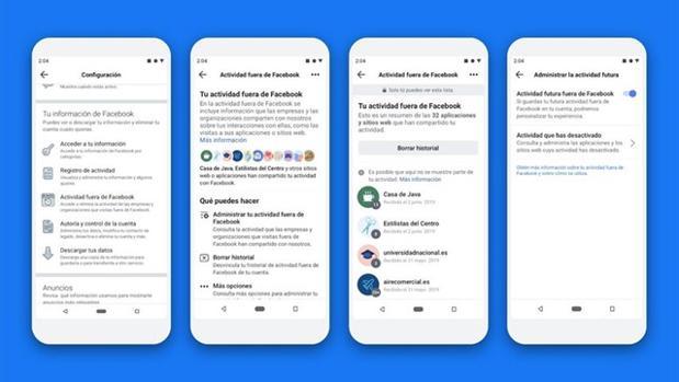 Facebook lanza una herramienta para que veas los datos que le estás regalando a Mark Zuckerberg