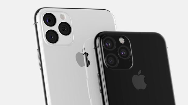 iPhone 11: con triple cámara y una batería más potente, así serán los próximos «smartphones» de Apple